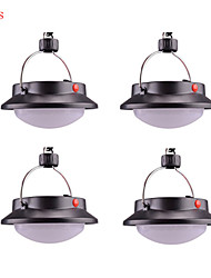 4pcs HRY® 60LED Super Bright of Outdoor Camping Tent Lamp and Emergency Lights