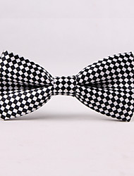 Black And White Printing Bow Ties