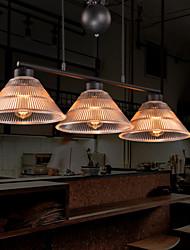 candelabros maishang® estilo mini comedor oficina sala de estudio metal moderno dormitorio sala de estar contemporánea