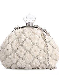 Grace Angel Women's Full Sequins Hand Beaded Fashion Clutch Purse Bag Party Evening Wedding Handbag