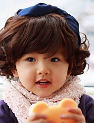 Baby Girls Photography Photo Wig Short Curly Wig