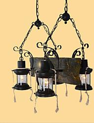 Luzes Pingente - Acrílico - Estilo Mini - Quarto de Estudo/Escritório/Corredor/Garagem