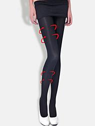 Calcetines de compresión Deportes recreativos - Mantiene abrigado/Compresión/Sin costura - de Sin Mangas - para Mujer