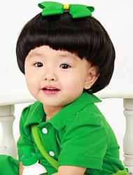 la nouvelle garçons performances photographie les enfants de bébé tête de champignon perruque