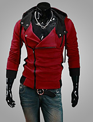 High Quality 2015 Hoodies Men Youth Spring Clothing Fashion Coat 6XL
