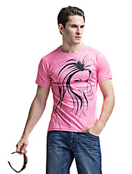 FORIDER® Casual Wear Short Sleeved T-shirt Riding Fast Dry T-shirt Men Riding Sportswear Pink