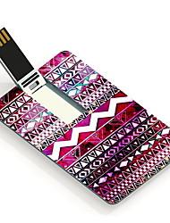 64gb coloré design card lecteur flash USB