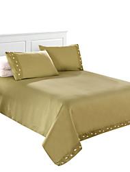 couette ensemble de couverture, 3piece costume pétrole 3d peinture ensembles de literie en coton imprimés pour literie linge de lit
