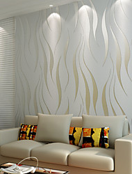 au papier peint contemporain 0.53m géométrique * 10m revêtement mural art non-tissé mur de papier