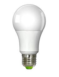 7W E26/E27 LED Kugelbirnen A60(A19) 1 Integriertes LED 700 lm Warmes Weiß AC 100-240 V 1 Stück