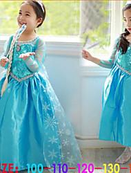 Rainbow Kid's Vintage/Lace/Party Dresses (Cotton)