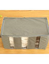 2pcs 65l Aufbewahrungsbox für Kleidung Quilts