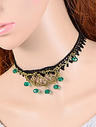 Fashion  Vines Bead Necklace