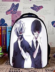 Tasche Inspiriert von Tokyo Ghoul Cosplay Anime Cosplay Accessoires Tasche / Rucksack Weiß Nylon / PVC Mann / Frau