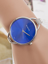 Women's Watches Woman Quartz Watch The Trend Of The Large Bulk Of The Watch Alloy Watches