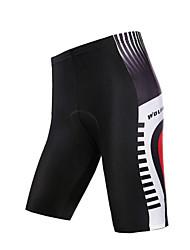 WEST VÉLO® Cuissard Rembourré de Cyclisme Homme Respirable / Séchage rapide / Pare-vent / Vestimentaire VéloCuissard / Short / Shorts