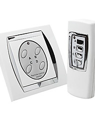 Four Ports ON/OFF Digital Wireless Remote Power Switch & Free Shipping