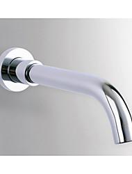 Brass Bathtub Shower Mixer Faucet Filler Spout Wall Outlet Bath Filler Inlet