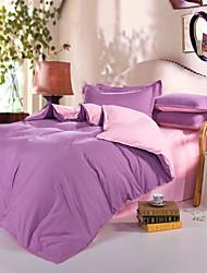 encore aloe vera coton couleur pure doubles 4 fois influencés par le jade violet