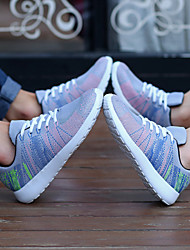 FLYKNIT SHOES/Couple Running /Men's/Women's/Running Shoes Lighting Running Shoes/Anti Shark/Ventilation/Breathable