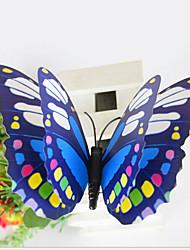 3d à double papillon