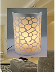 lampe de mur de fleur en plastique