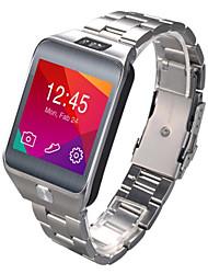 no.1 g2 bluetooth 4.0 tragbare Smartwatch Infrarot-Fernbedienung / Herzfrequenz / für iOS Smartphone Anti-verloren
