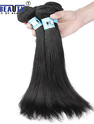 "1 Pc/Lot 12""-30""Peruvian Virgin Hair Straight Human Hair Extensions 100% Unprocessed Peruvian Remy Hair Weaves"