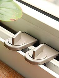 fácil instalação deslizando janela fechaduras de segurança do bebê (Unidade)