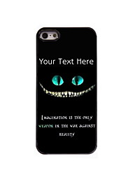 Personalized Gift Imagination Design Aluminum Hard Case for iPhone 4/4S