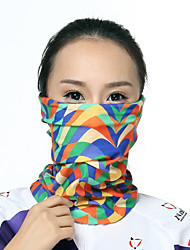 Outdoor Sports Riding  Magic Map Scarf Collar Men or Women Hat Mask Hair Band Tibetan Color