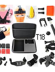 Acessórios para GoPro Bolsas / Adesivo / Alças / Montagem / Acessório Kit Impermeável / Flutuante, Para-Câmara de Acção,Gopro Hero 2 /