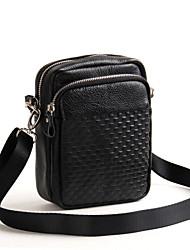 Calfskin leather Shoulder Bags casual man small bag Genuine Leather men Messenger Bags