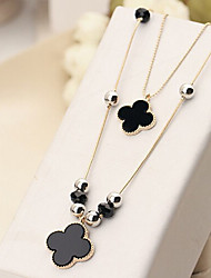 New Arrival Fashional Hot Selling Clover Necklace