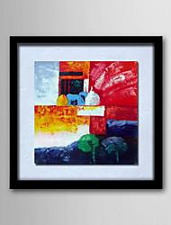peintures à l'huile toile peinte à la main abstraits modernes un panneau prêt à accrocher