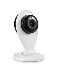 Wirelese IP CAMERA WiFi 720P HD Network Security for Baby, Pets, Office with Two-Way Audio Night Vision P2P