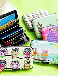 Portadores de Cartão de Crédito - Cor Aleatória - de Plástico - Fofinho/Negócio/Multifuncional