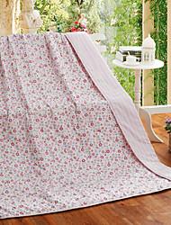 cozzy 1.5m 100% coton sergé qulit fille d'été (petite dame)
