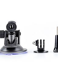 Accessoires für GoPro Einbeinstativ / Schraube / Action Cam ZubehÖr Saugnapfhalterung / HalterungFür-Action Kamera,Gopro Hero1 / Gopro