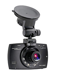 Car DVR  2.7 inch HD1280 x 720 170 Degree Full HD/Video Out/G-Sensor/Motion Detection/Wide Angle/Anti-Shock/