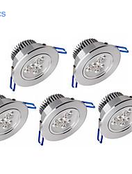 5pcs MORSEN® 3W 200-250LM Support Dimmable LED Panel Lights LED Ceiling Lights