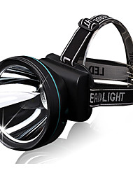 Kappen Leuchte ( einstellbarer Fokus/Wiederaufladbar ) - LED -Camping / Wandern /