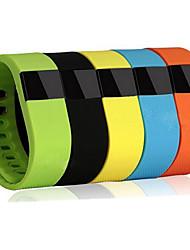Tecnologia Vestível - Pulseira inteligente - DGZ Bluetooth 4.0 - Controle de Mensagens -Monitor de Atividade/Monitor de