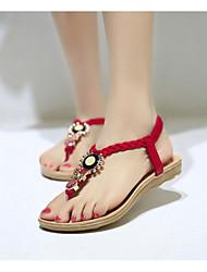 Damenschuhe Lackleder Plateau Passende Schuhe & Taschen Sandalen/Pumps / High Heels/Stiefel Lässig Schwarz/Rot/Beige