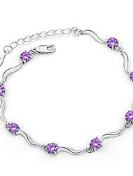 Silver world Women's 925 Silver Fashion Bracelet