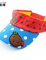 High quality child towel Cotton air HAT baby summer hat M650