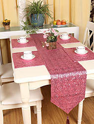 """Fashion High Quality Sequin Table Runner (13""""x79"""")"""