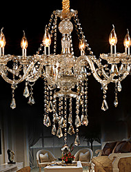 Cristal - Lámparas Araña - Cristal - Moderno / Contemporáneo