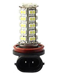 h11 5W 480lm 68led 6500-7500k 3528 bulbo sinal lâmpada carro SMD auto viragem luz de nevoeiro 12v branco