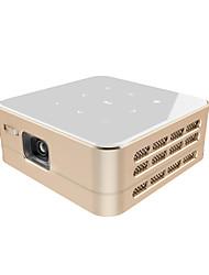 juneto® p96 Android projecteur DLP 4.4 de 854x480 100 lumens avec wifi usb HDMI haut-parleur intégré